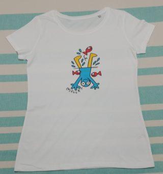 camiseta mujer aemif