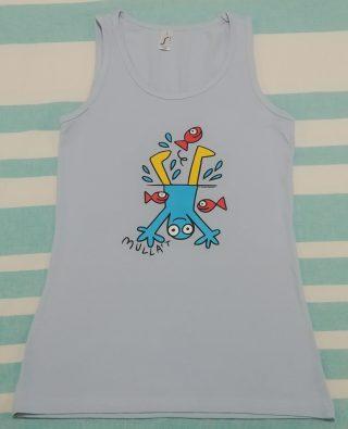 camiseta tirantes aemif