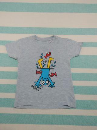 camiseta niño aemif
